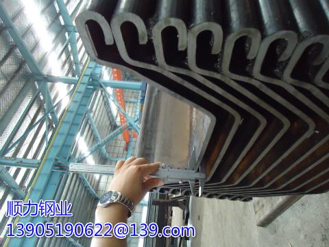 冷弯钢板桩ERP-U-296_ERP-U-880_ERP-U-629