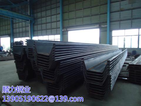 3公里钢板桩价格多少每吨