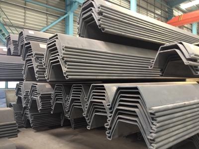 拉森U型钢板桩价格