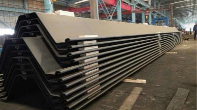 12毫米厚400毫米宽钢板桩单位重量