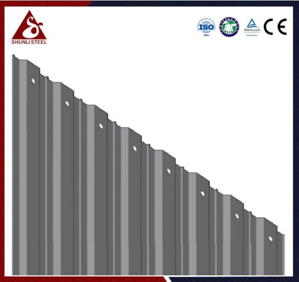 波纹钢板桩支护规格