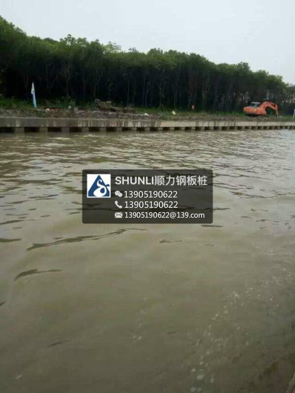 上海钢板桩工程