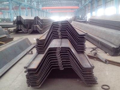 Z形钢板桩生产厂家