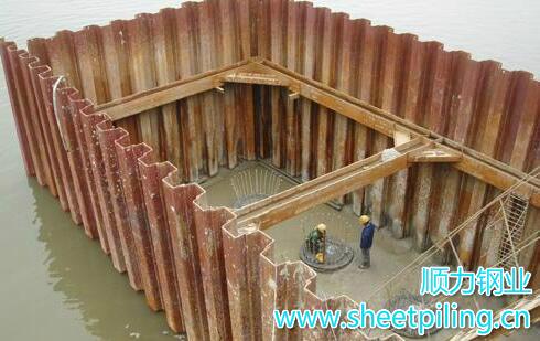 钢板桩作用