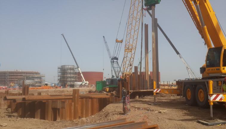 40b的钢板桩每米多少公斤