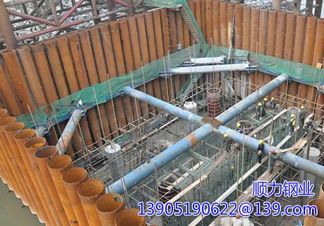 螺旋焊接钢管桩和常用规格的差异