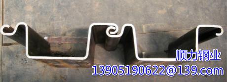 钢板桩锁扣
